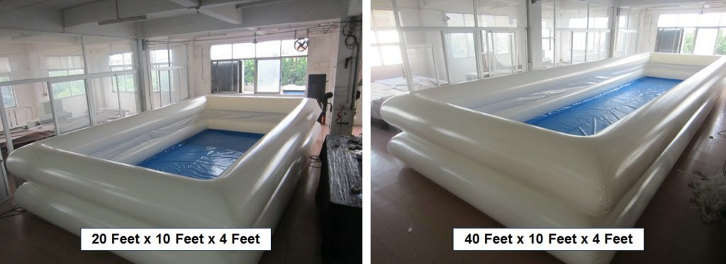 Inflatable Portable Swimming Pool Sizes Singapore 1